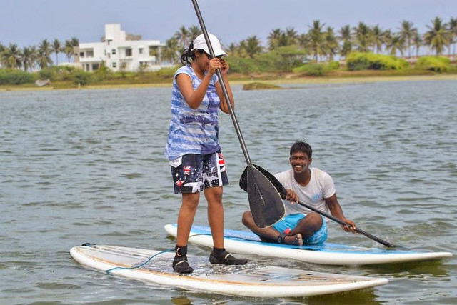 Stand up Paddle Boarding Class in Chennai