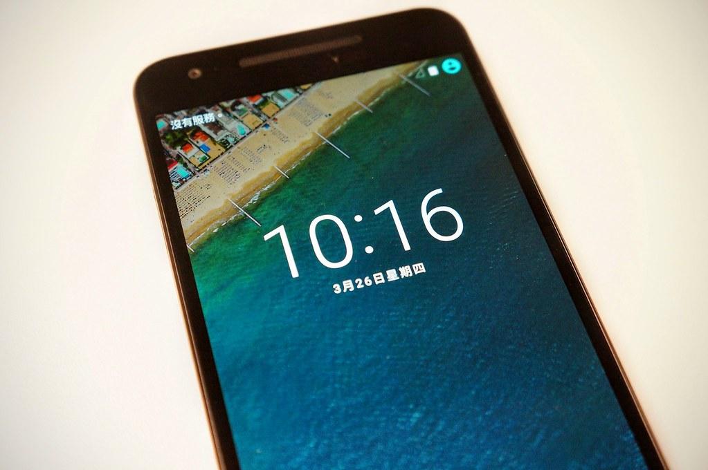 開機完成!! android 6的系統..