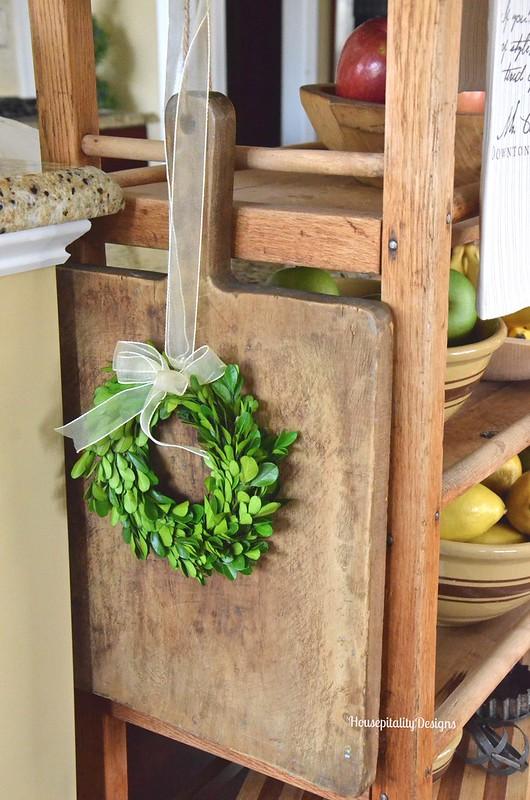 Antique Bread Board - Housepitality Designs