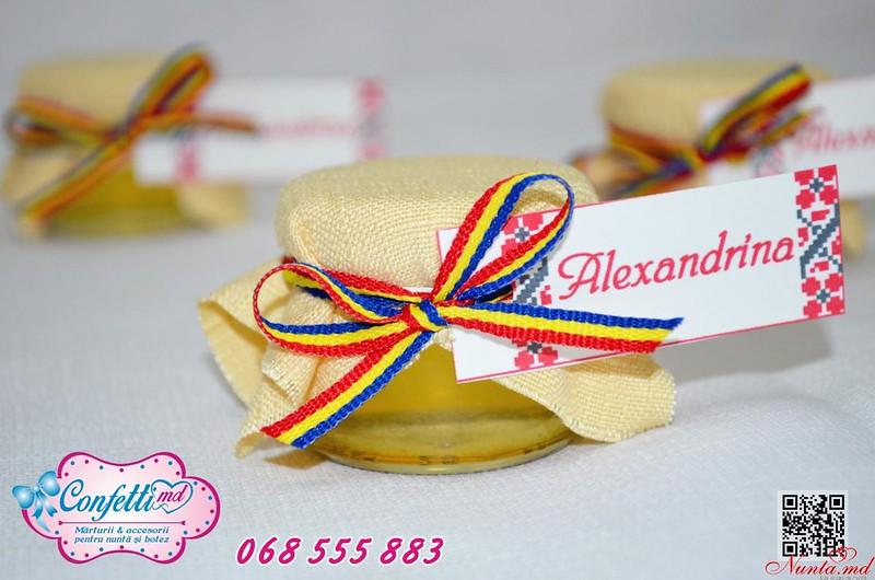 Borcănaşele cu miere - amintirea dulce de la evenimentul dvs! > Foto din galeria `Borcanase pentru cumetrie!`