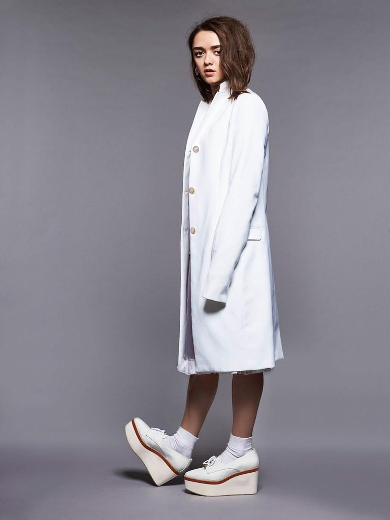 Мэйси Уильямс — Фотосессия для «Nylon» 2016 – 1
