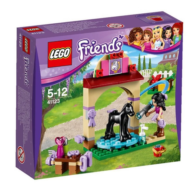 LEGO Friends 41123 - Foal Washing Station
