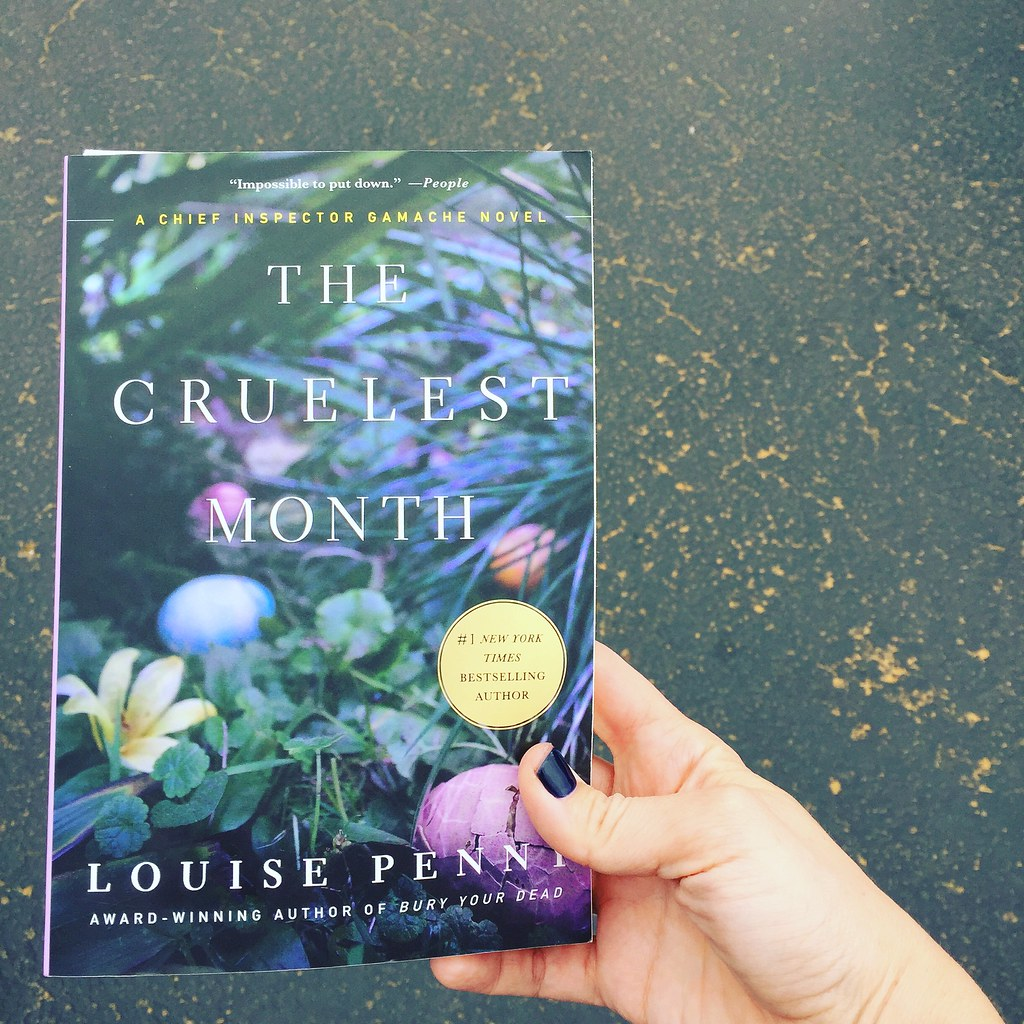 louise penny obsession