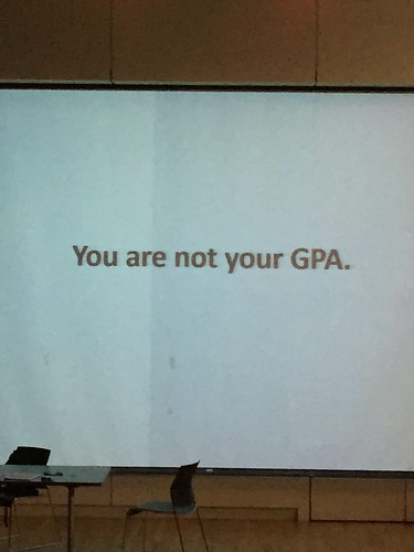 You are not your GPA