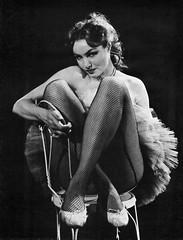 Julie Newmar, 1953