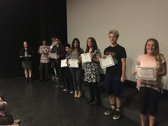 Teen Producers Project Spring 2016 Screening