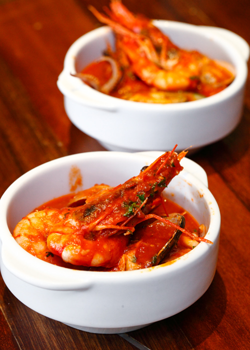 La Risata Seafood Soup