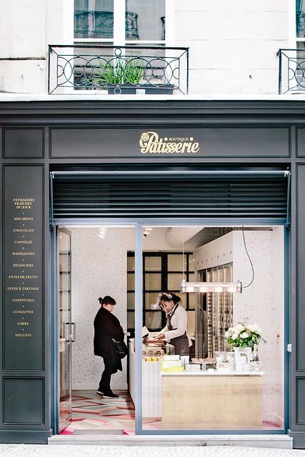 Fou de Pâtisserie, Paris
