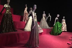 De Young Museum - Oscar de la Renta Celebrities red carpet