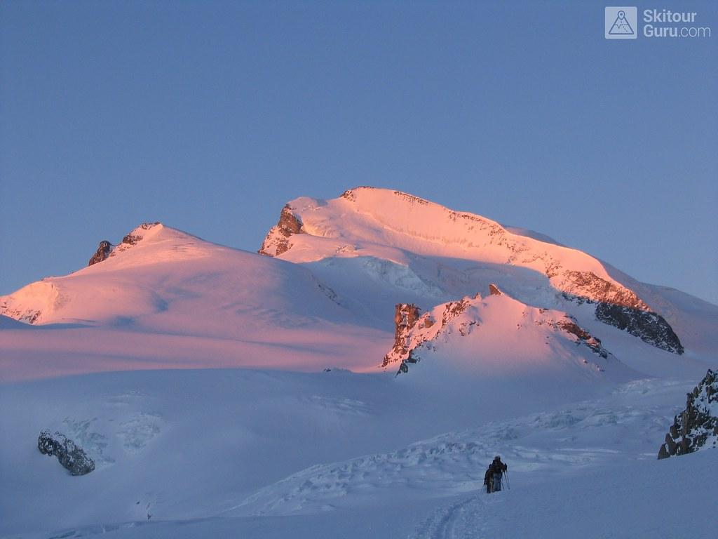 Strahlhorn Walliser Alpen / Alpes valaisannes Schweiz foto 12