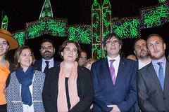 Vie, 22/04/2016 - 22:00 - L'alcaldessa assisteix a la 45a edició de la Feria de Abril de Catalunya