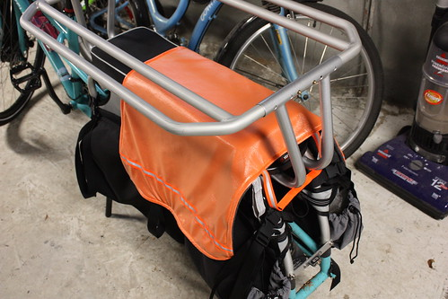 Waterproof Cargo Bike Blanket