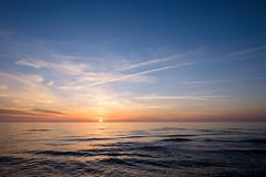 Hiddensee oder die Sonne versinkt im Meer