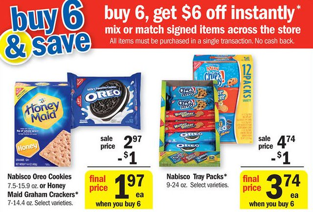 image regarding Meijer Printable Coupons titled $1.47 Oreos at Meijer with Printable coupon (7 days of 12/27 or
