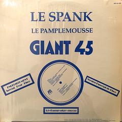 LE PAMPLEMOUSSE:LE SPANK(JACKET A)