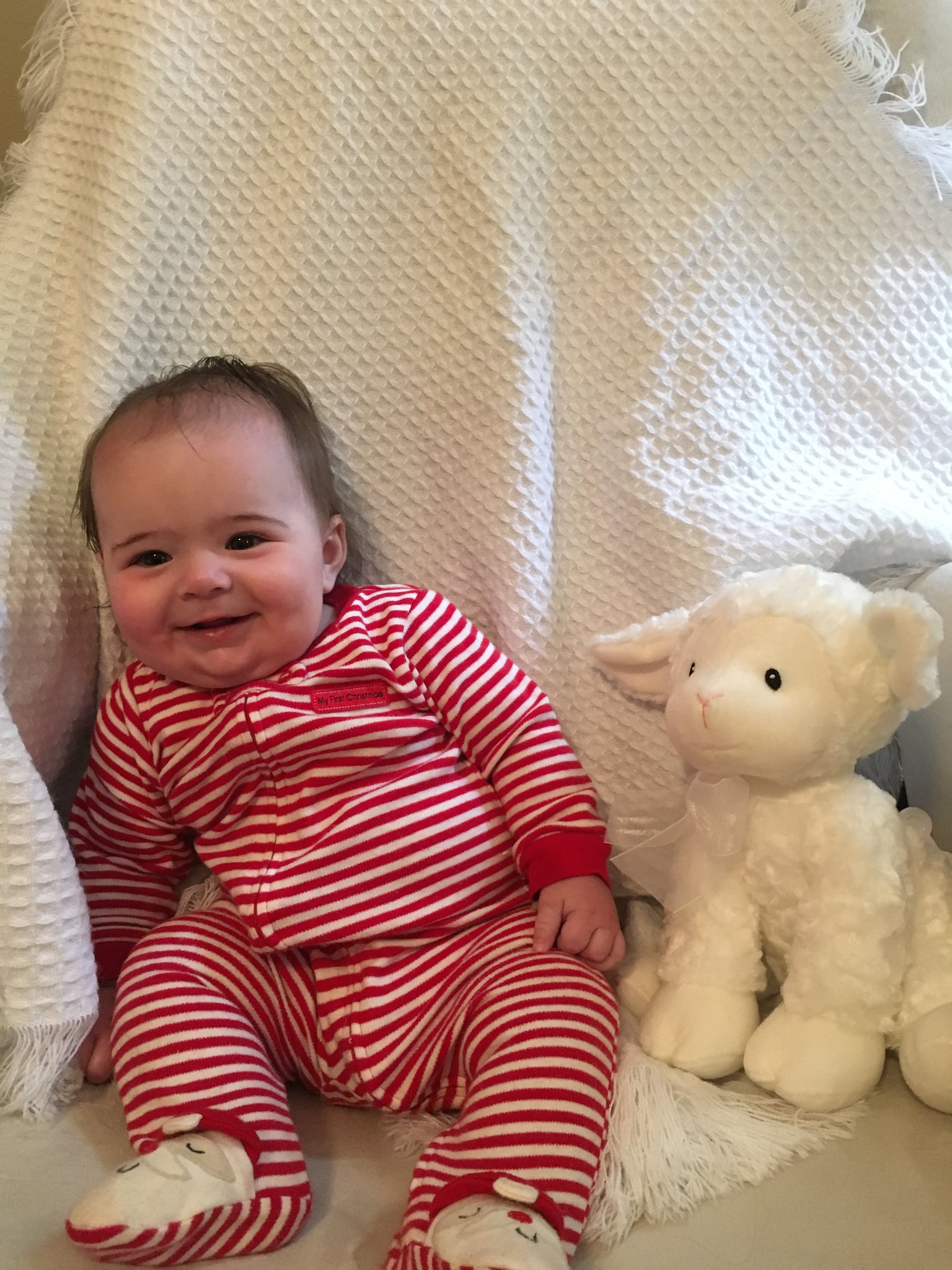 Claire is 5 months!