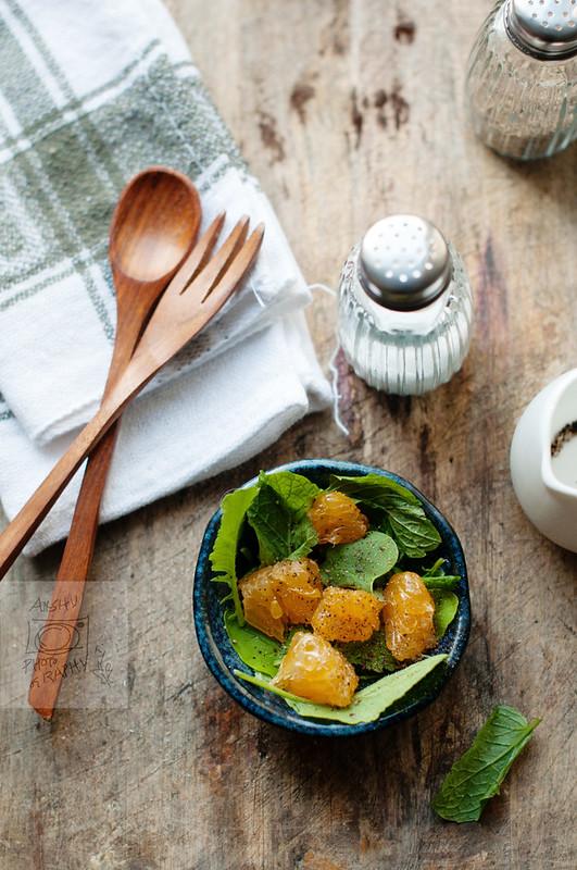 Day 362.365 - Orange Salad