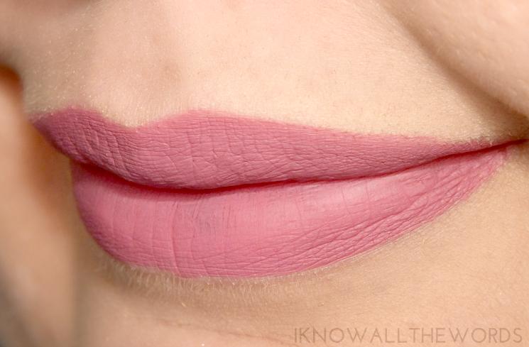 Kat Von D Everlasting Liquid Lipsticks Lovesick