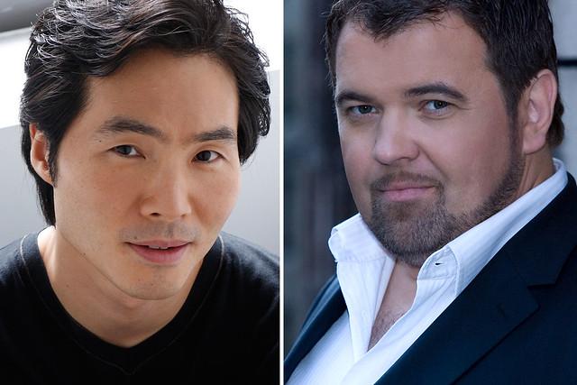 Yonghoon Lee and Kristian Benedikt © Zemsky Green / MIC Artists, 2015