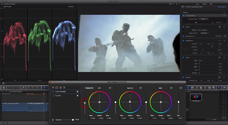 ColorFinale 1.8.2 – Exciting Way to Color Grade in Final Cut Pro X ...