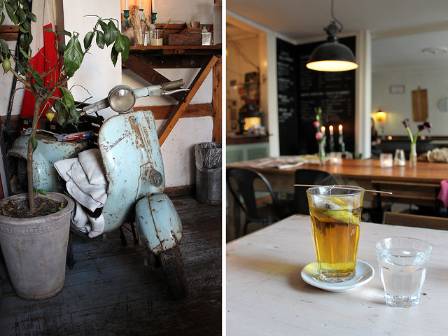 Kaffeeklatsch: Kompa`9 (Kopenhagen)