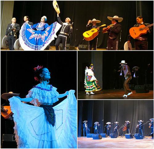 Exitosa presentación del Mariachi CoraSon de México en Argelia