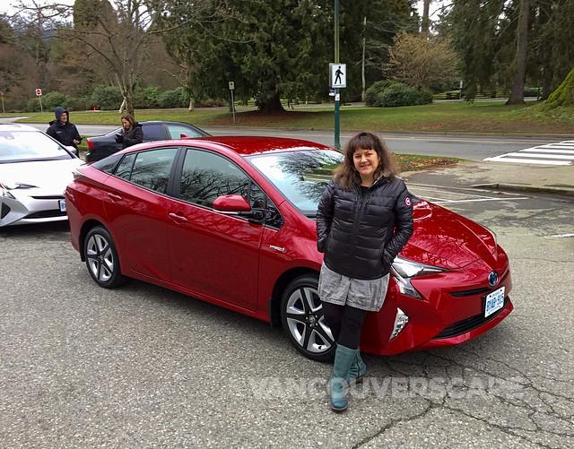Toyota Prius media launch-5