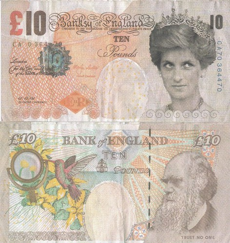 Banksy Diana Note-ANS