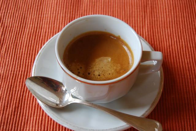 Espresso van Cook en Boon...