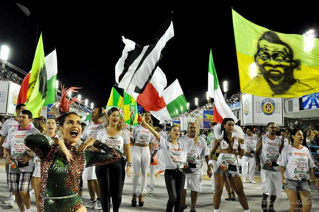 Grande Rio 2016 - ensaio técnico