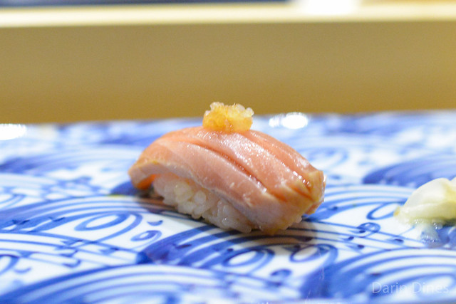 Buri Winter Yellowtail cold smoked