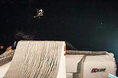 Jak se staví největší lyžařský skok střední Evropy?