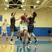 Women's basketball vs. Anna Maria (2/02/16)