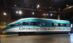 Siemens High Speed Train Mock-up 1