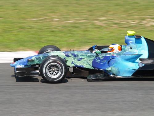 Tests durant la temporada 2007