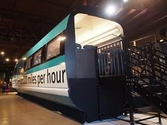 Siemens High Speed Train mock-up 4