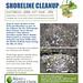 4/16/16 Bear Creek Shoreline and Park Cleanup