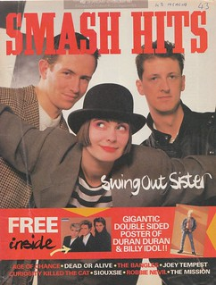 Smash Hits, January 28, 1987