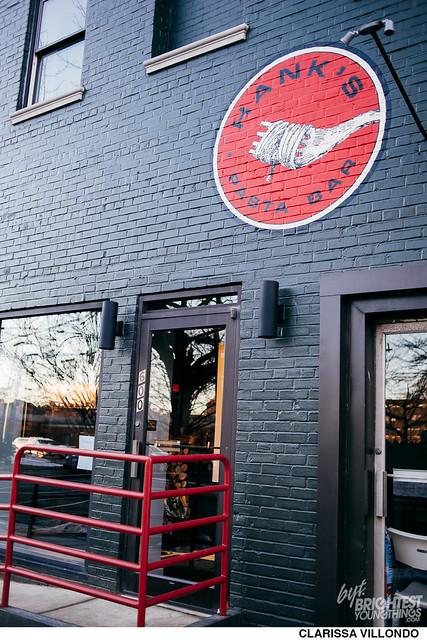 Hank's Pasta Bar: First Look