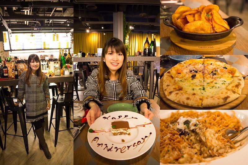[美食] 台南 birstro 88義法餐酒館 慶祝結婚五週年~ 餐點精緻、氣氛佳,適合約會慶祝!