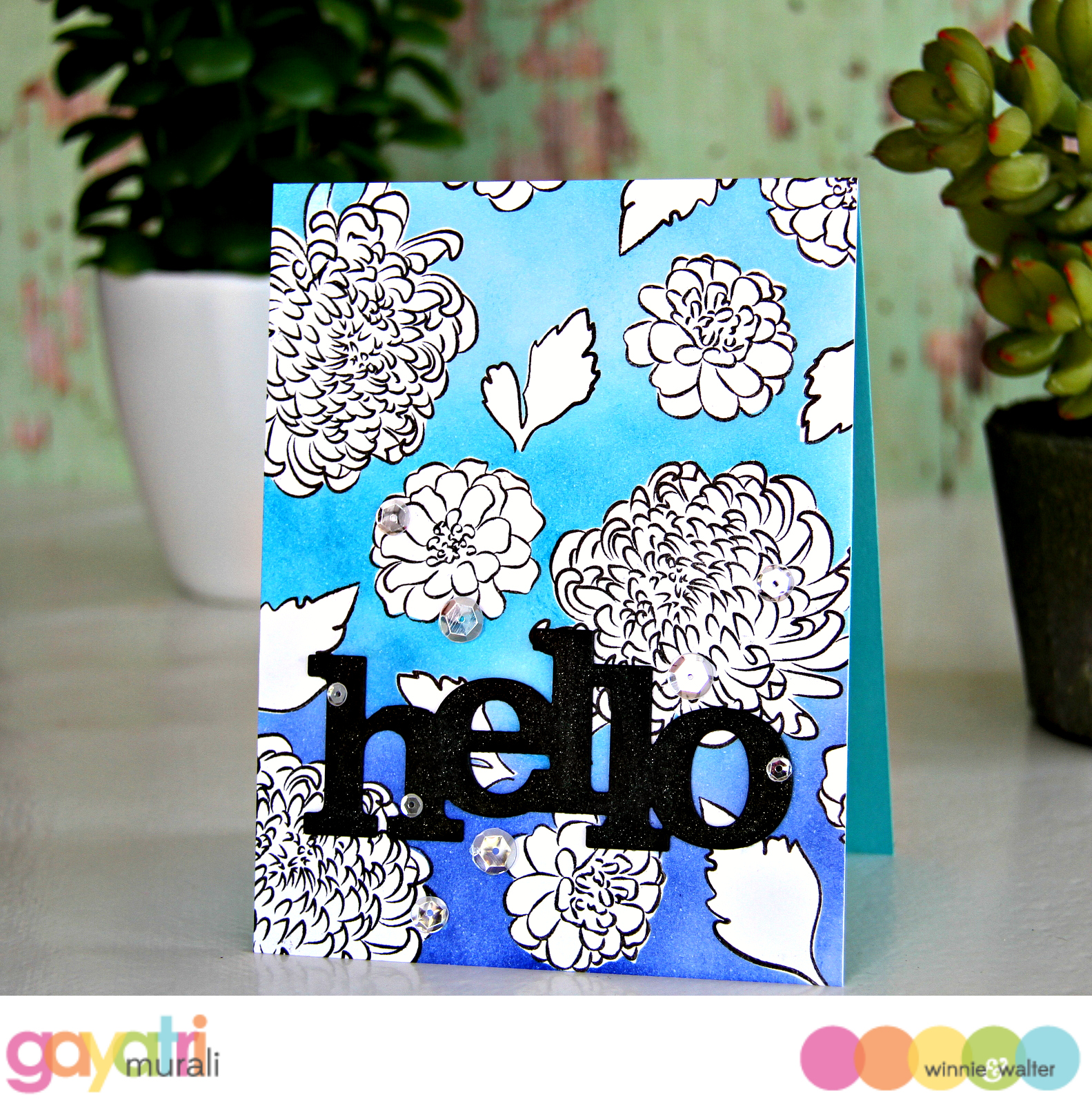 gayatri_Hello card #!