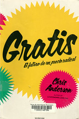 Chris Anderson, Gratis