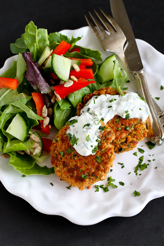 Baked Moroccan Salmon Patties Recipe Cookin Canuck