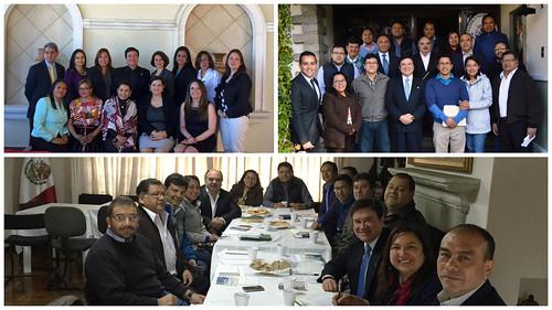 Se promueve el intercambio comercial y de inversiones con México desde Quetzaltenango