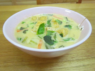 Lightened-Up Laksa