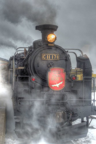 'C11 171' at Kushiro Station on FEB 14, 2016 (25)