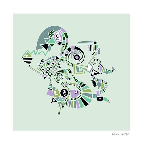 Papercut Print