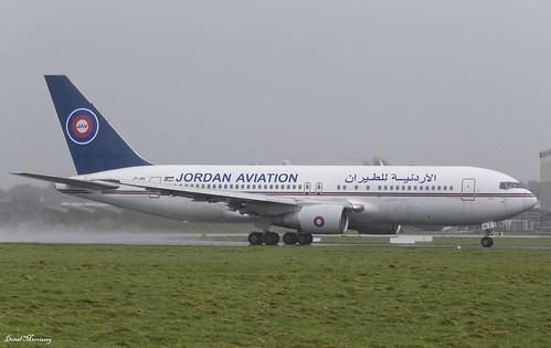 B762 - Boeing 767-204(ER)