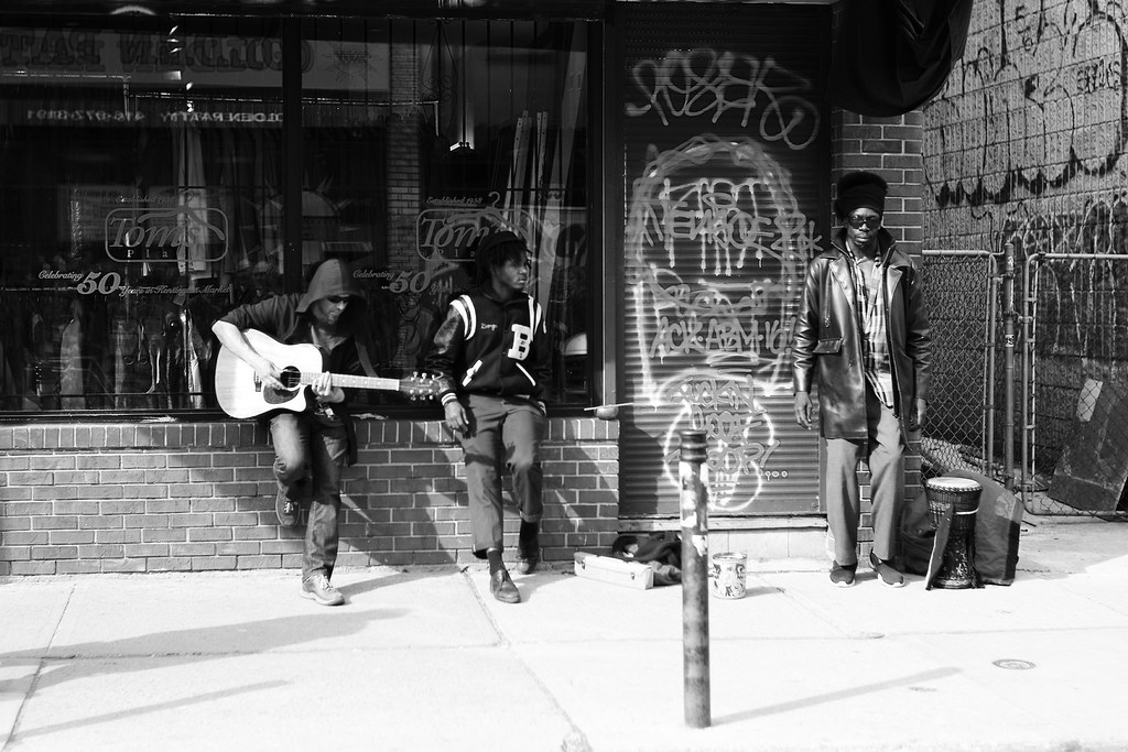 Kensington musicians
