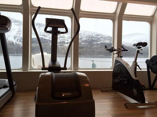 1 Mar - Best gym view